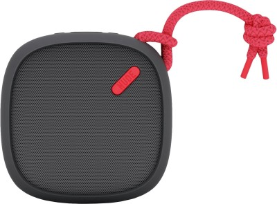 Nude Audio Nude Move M Bluetooth Portable Speaker (Coral, 1 Channel)