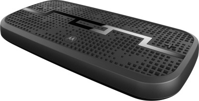 Motorola Deck Bluetooth Speaker (Gun Metal, Single Unit Channel)