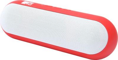 SoundLogic Capsule Mobile/Tablet Speaker(Red, 1 Channel)