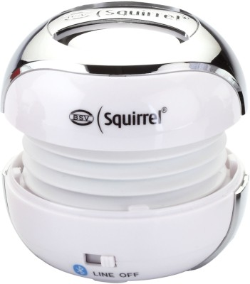Squirrel BSV-51 Portable Bluetooth Mobile/Tablet Speaker
