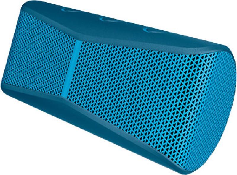 Logitech X300 Portable Bluetooth Laptop/Desktop Speaker(Blue, 2 Channel)