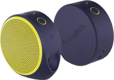 Logitech X100 Portable Bluetooth Laptop/Desktop Speaker