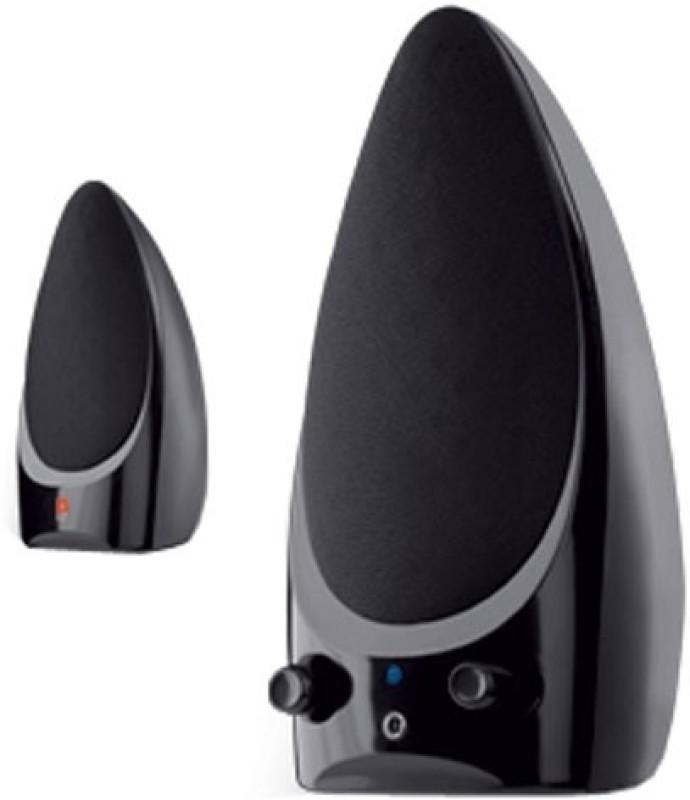 iBall i2 460 Laptop/Desktop Speaker(Black, 2.0 Channel)