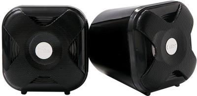 Enter USB 2.0 Speaker Black E-S285B Portable Laptop/Desktop Speaker