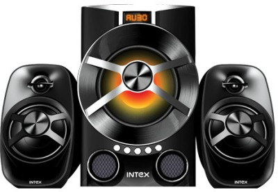 Intex IT-2575 SUF Glo Laptop/Desktop Speaker