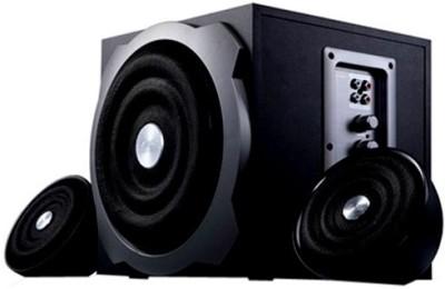 F&D A510 Portable Laptop/Desktop Speaker(Black, 2.1 Channel)