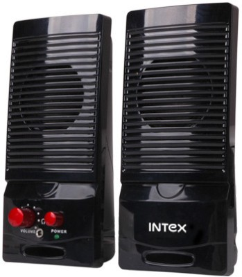 Intex IT-shine Portable Laptop/Desktop Speaker