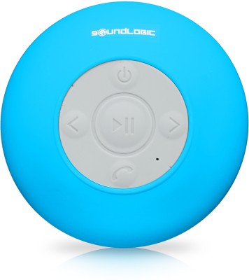 SoundLogic Waterplay Portable Bluetooth Mobile/Tablet Speaker