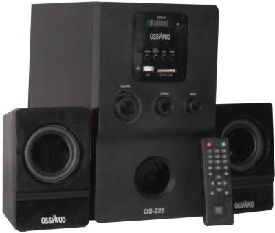 Ossywud Os228 Multimedia Portable Laptop/Desktop Speaker