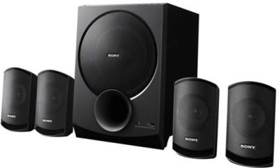 Sony SA-D100 Portable Bluetooth Home Audio Speaker