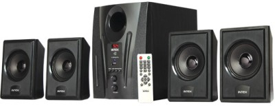 Intex IT-2650 DIGI PLUS 4.1 Satellite Speakers