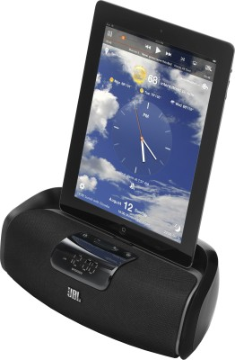 JBL On Beat Awake Portable Bluetooth Mobile/Tablet Speaker