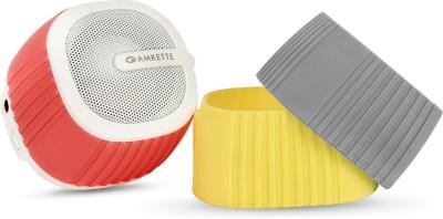 Amkette Trubeats Pixie Portable Bluetooth Speaker & Mic