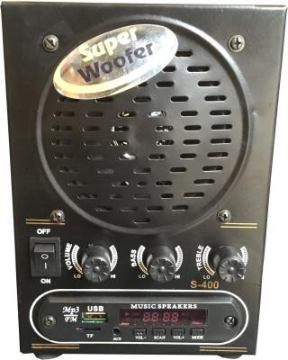 Black Cat Super Gaming Speaker