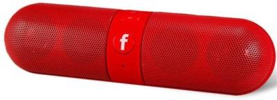 CloneBeatz Beatz Pill (OG) Portable Bluetooth Gaming Speaker(Red, 2.1 Channel)