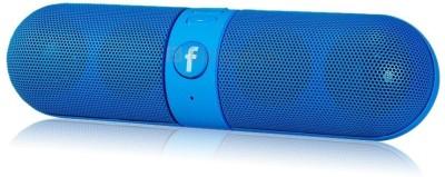 Celphy Beatz Pill VG Portable Bluetooth Gaming Speaker(Blue, 2.1 Channel)