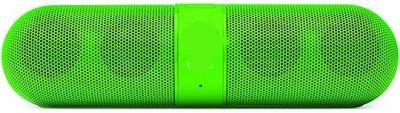 Celphy Beatz Pill Portable Bluetooth Gaming Speaker(Green, 2.1 Channel)
