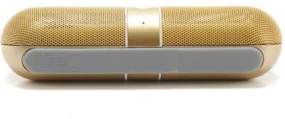 Celphy Beatz Pill (OG) VG Portable Bluetooth Gaming Speaker(Gold, 2.1 Channel)