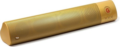 Celphy WM-1300 VG Portable Bluetooth Gaming Speaker(Gold, 2.1 Channel)