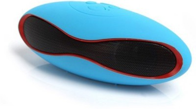 ETN Rugby Shaped Mini X-6 Portable Bluetooth Gaming Speaker