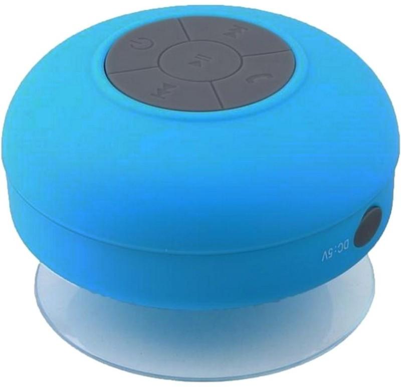 Elint W002B Portable Bluetooth Mobile/Tablet Speaker(Blue, 1.0 Channel)