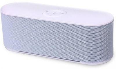 Attitude S207-02 Portable Bluetooth Home Audio Speaker(White, 1 Channel)