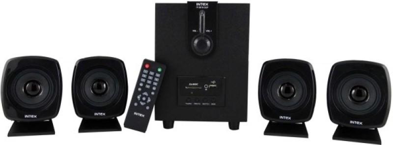 Intex IT-2616 SUF OS Multimedia Portable Portable Home Audio Speaker(Black,...