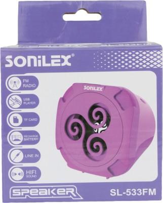 Sonilex SL-533FM Home Audio Speaker
