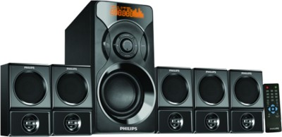 Philips SPA6600 5.1 Multimedia Speaker System