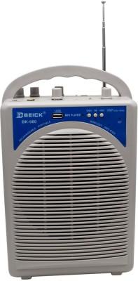 Speed BK 980 Portable Home Audio Speaker