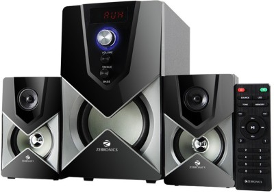 Zebronics SW-2491RUCF 2.1 Multimedia Speaker System