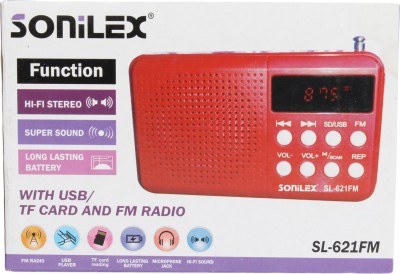 Sonilex SL-621FM Home Audio Speaker
