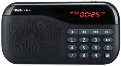 Portronics Plugs POR 142 Portable Home Audio Speaker