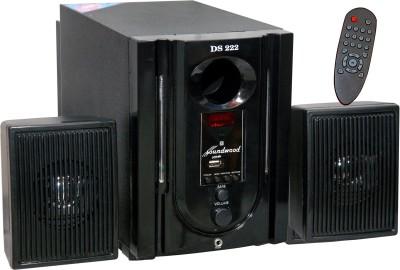Soundwood DS222-MP3 Home Audio Speaker