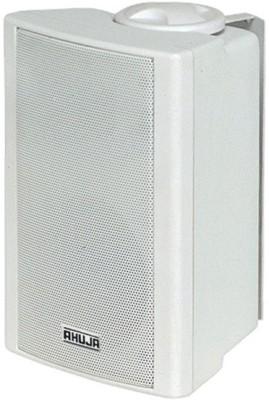 Ahuja PS400T 16 Watt 2-Way Compact PA Wall Home Audio Speaker(White, 1.0 Channel)