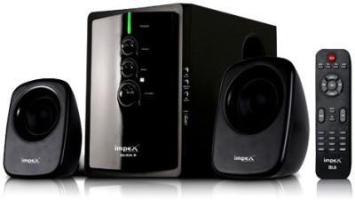 Impex 2.1 (MUSIK R) Portable Home Audio Speaker