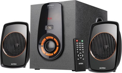 Intex IT- 2500 FMU 2.1 Channel Multimedia Speakers