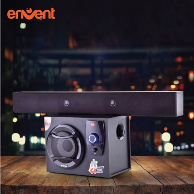 Envent Horizon 701 ET-SPB2001 Bluetooth Home Audio Speaker(Black)