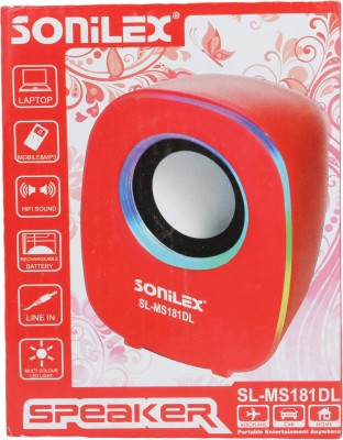 Sonilex SL-MS181DL Home Audio Speaker