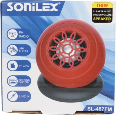 Sonilex SL-487FM Home Audio Speaker