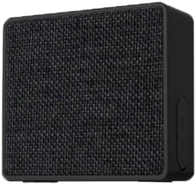 F&D W5 Portable Bluetooth Home Audio Speaker(GREY / BLACK, Mono Channel)