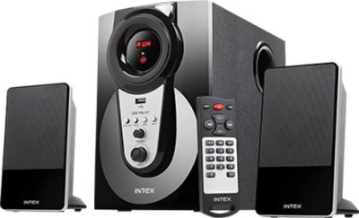 Intex IT-2490 FMU Multimedia Speakers
