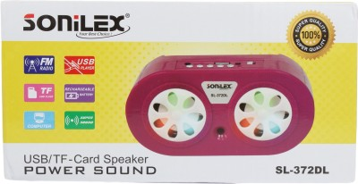 Sonilex SL-372DL Home Audio Speaker