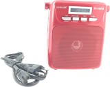 Sonilex SL-630FM Portable Home Audio Spe...