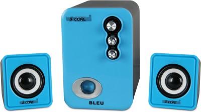 5 Core Bleu Multimedia Mini HiFi Speaker Home Audio Speaker