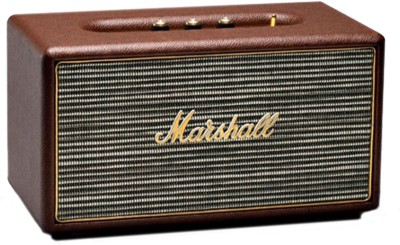 Marshall Stanmore Bluetooth Home Audio Speaker(Brown, 1.0 Channel)