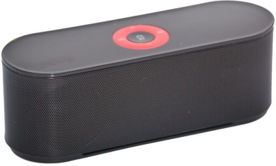 Attitude S207-10 Portable Bluetooth Home Audio Speaker(Black, 1 Channel)