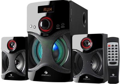 Zebronics BT3440RUCF 2.1 Multimedia Speaker System