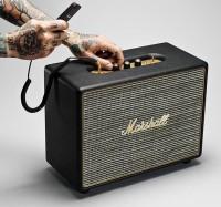 Marshall Woburn Bluetooth Home Audio Speaker(Black, 2 Channel)