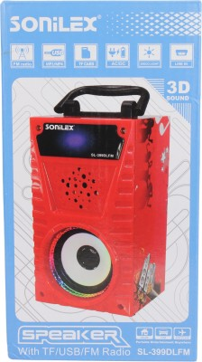 Sonilex SL-399DLFM Home Audio Speaker